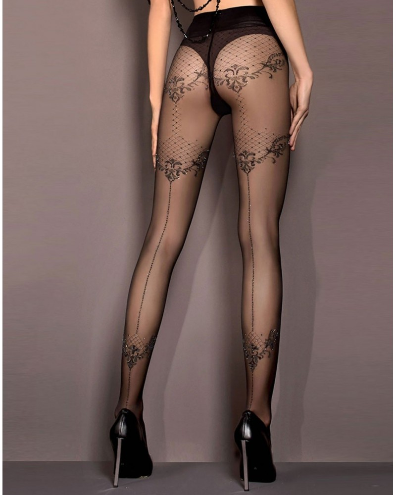 413 Tights Nero (Black)