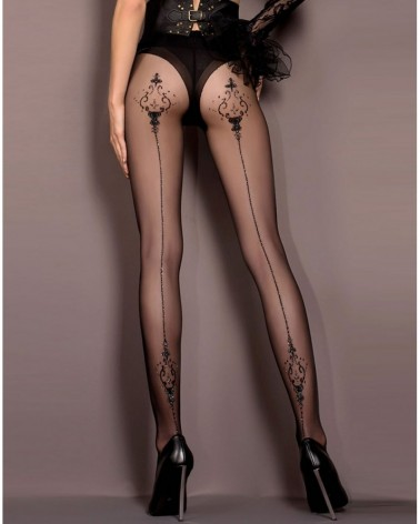 410 Tights Nero (Black)