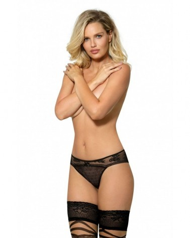 Roza Rosi Black Brief