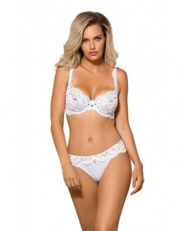 Newia White Brief