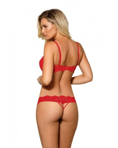 Newia Red Thong