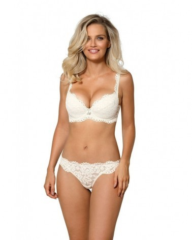 Newia Ivory Push Up Bra