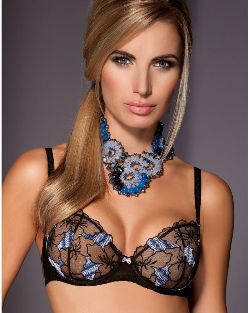 Spell black soft bra