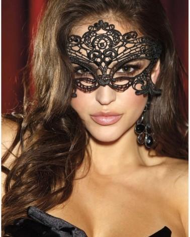 Venice Black Mask