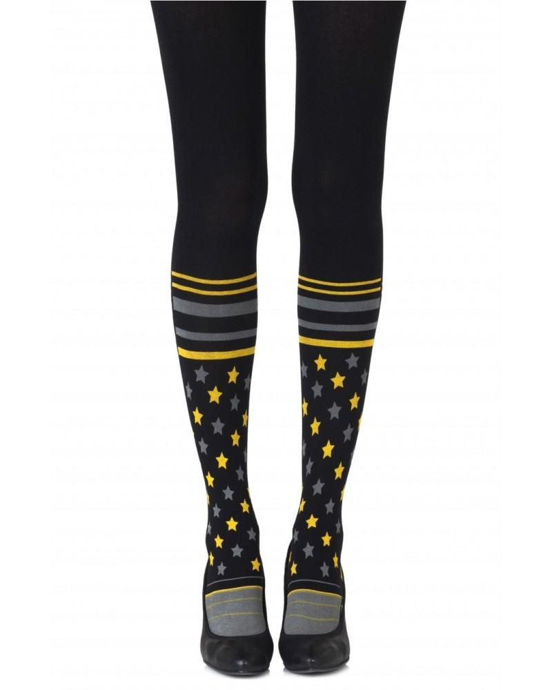 "Zohara ""Sock It To Me"" Tights"