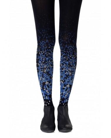 "Zohara ""Paint It Black"" Tights"