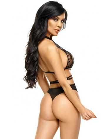 Aliyah Black Teddy