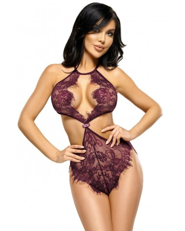 Jordana Purple Teddy