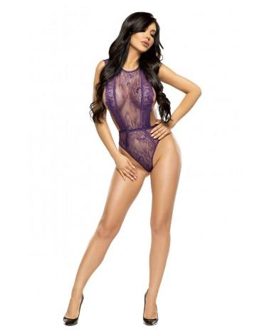 Emiliana Purple Teddy