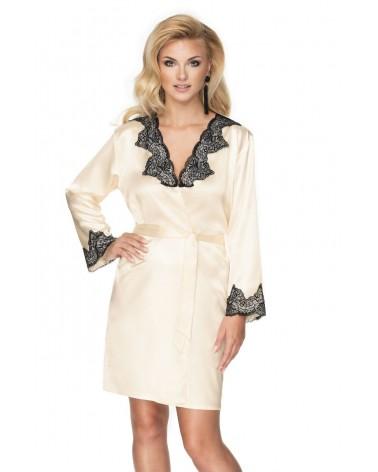 Irall Juniper Cream Dressing Gown