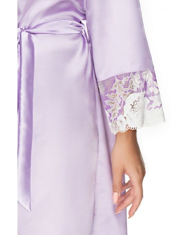 Irall Andromeda Dressing Gown Lavender