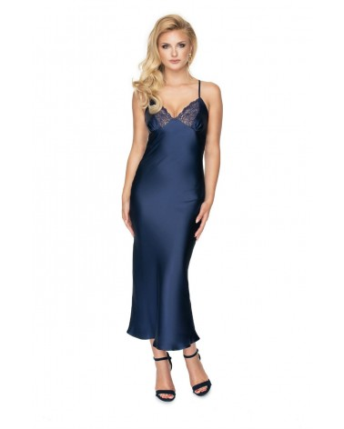 Irall Yoko Nightdress Navy Blue
