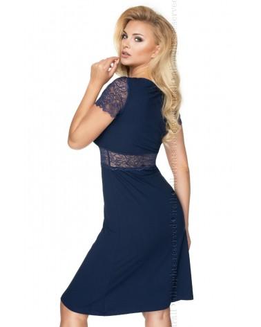 Irall Cameron Navy Blue Nightdress