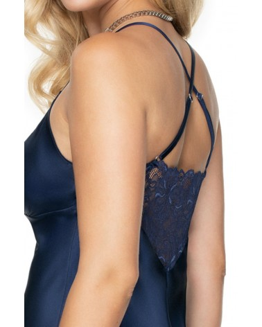 Irall Remi Navy Blue Nightdress