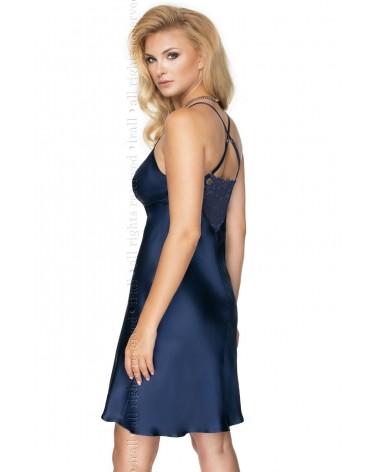 Irall Remi Navy Blue Nightdress