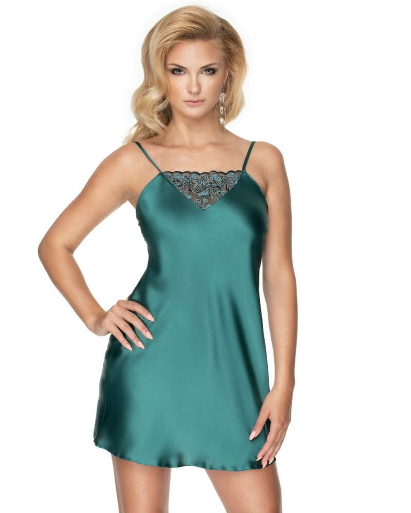 Irall Emerald I Nightdress Dark Green