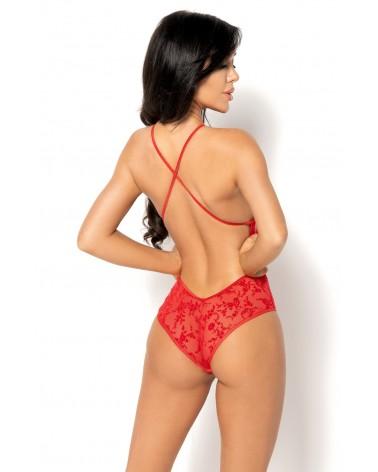 Beauty Night Red Athena Teddy