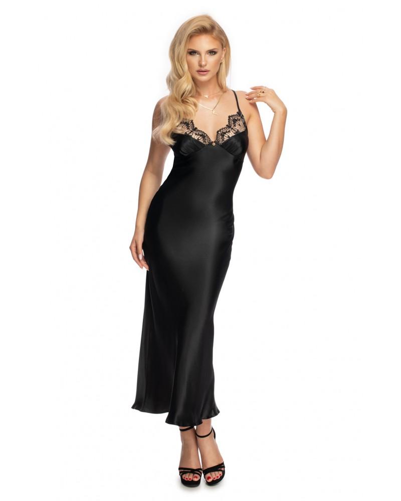 Irall Mallory III Nightdress Black