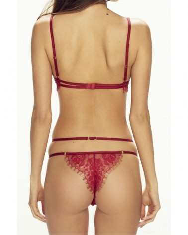 Forever Young Red Thong