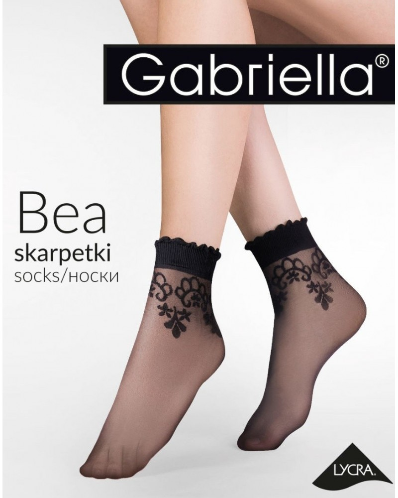 Bea Socks Nero Black