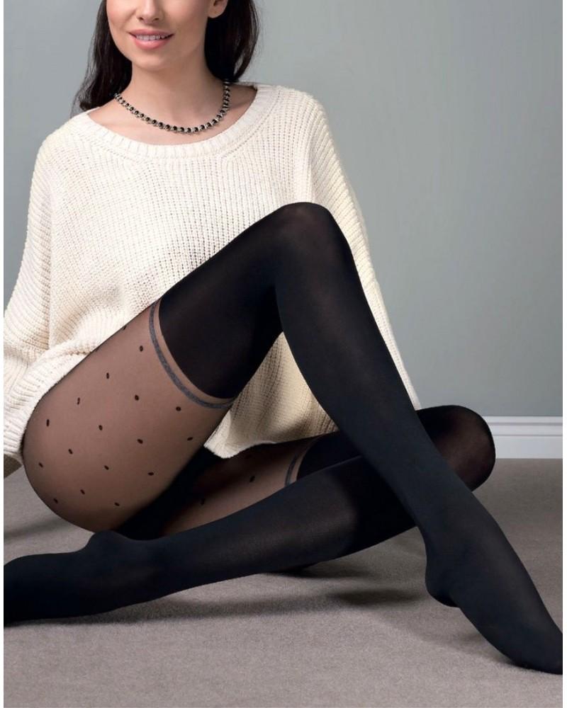 Sofia Black Tights