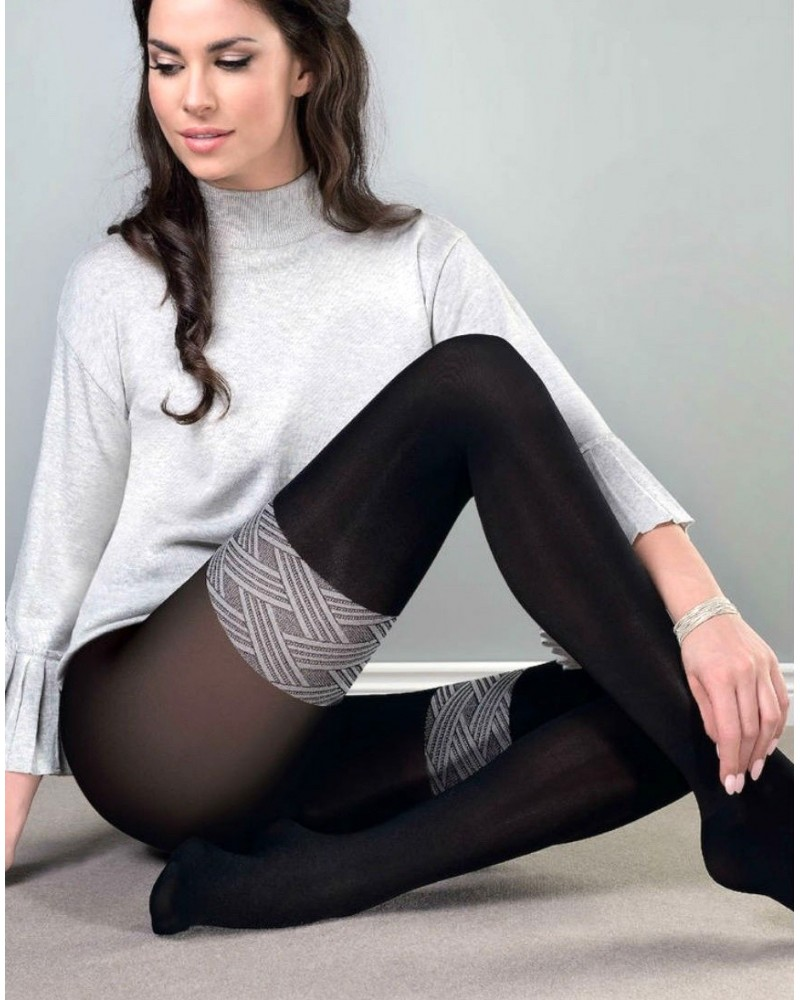 Paula Black Tights