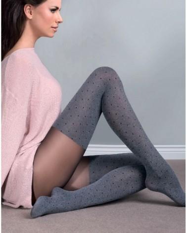 Fabia Tights Melange/Grey