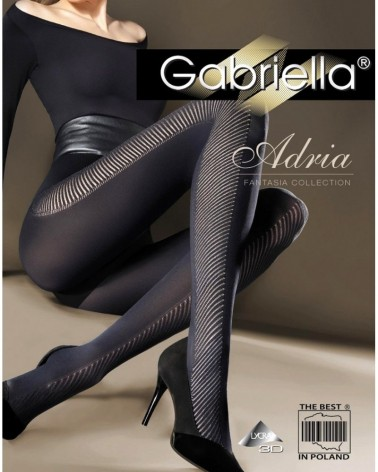Fantasia Adia Black Tights