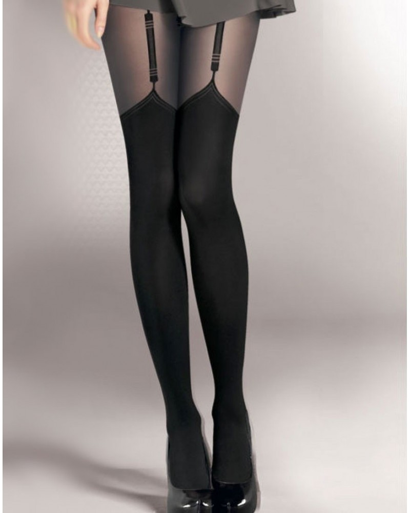 Fantasia Valery Black Tights