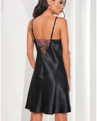 Dakota Black Nightdress