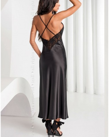 Yoko Black Nightdress