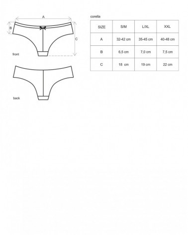 Corella shorts