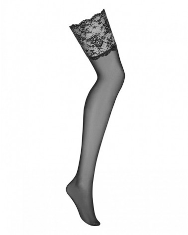 Charmea black stockings