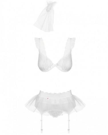 thong & veil