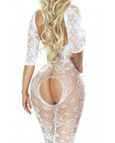 Bodystocking White
